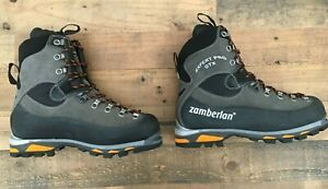 Zamberlan-Men-039-s-Expert-Pro-Mountaineering-Boots-Insulated-Grey-Size-8