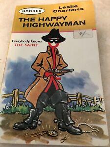 The-Happy-Highwayman-Leslie-Charteris-1963-Hodder