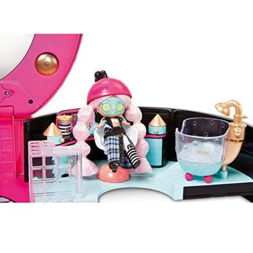 LOL Surprise JK Hair Salon Playset with 50 Surprises and Exclusive JK Mini Fash