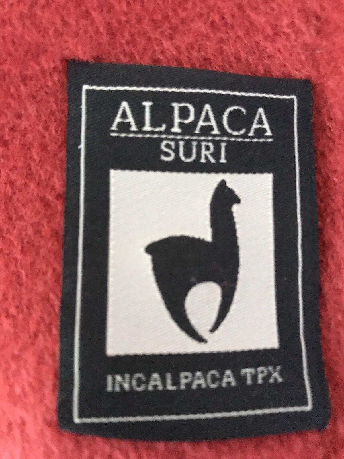 Reduced  Alpaca Winter Dress Coat- Gorgeous
