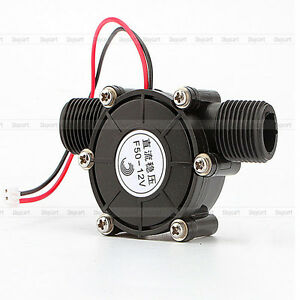 Details about DC 12V DC Generator 10W Micro-hydro Water Turbine Generator  Water Charging Tool