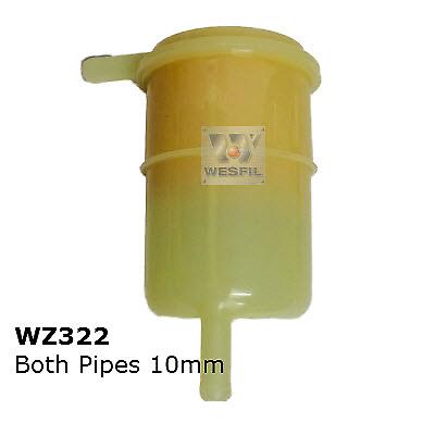 WESFIL FUEL FILTER FOR PATROL 1988~1995 WZ322