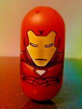 Marvel Universe Mighty Beanz 63 Black Widow 2010 Iron Man Avengers Shield NEW