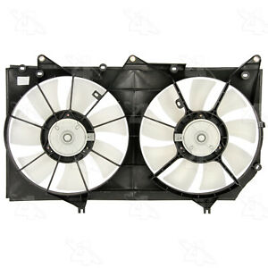 Engine-Cooling-Fan-Assembly-Rad-Cond-Fan-Assembly-4-Seasons-75366
