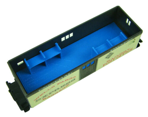 C-10 Custom Interior for Roundhouse 34/' Overton Baggage Coaches HO Scale