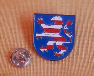 Hessen-Schild-Pin-Anstecker-Badge-Button-TOP