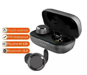 New Jbl Wireless Bluetooth Earbuds V5 0 Sport Waterproof T280 Tws Ebay