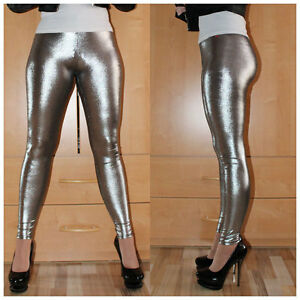 QS-by-S-Oliver-Wetlook-Leggings-silber-skinny-Leggins-2321