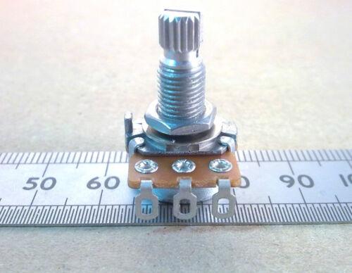 10mm largo hilo anti-log C1K inversa logarítmico 16mm Pote estirón de la soldadura