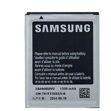 Genuine Battery EB484659VU 1500mAh for Samsung GT-i8150 Galaxy W S5820 S8600