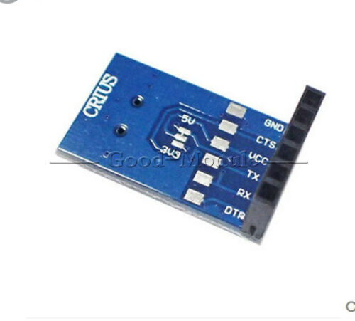 FTDI Basic Breakout USB to TTL 5V Module FT232RL USB MWC for Arduino New