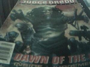 rare comic judge dredd no 4 june 13th  26th 1992  box d - Leicester, United Kingdom - rare comic judge dredd no 4 june 13th  26th 1992  box d - Leicester, United Kingdom