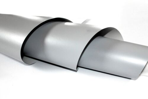 grau Seitronic® 25cm X 152cm Matt grey Car Wrapping Folie 39,21Euro//qm