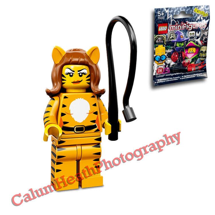 Concours Concours Concours Fou du Nouvel An LEGO Minifigures Série 14 Tiger Femme | Doux Et Léger  7b8644
