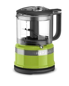 KitchenAid-KFC3516GA-3-5-Cup-Mini-Food-Processor-Green-Apple