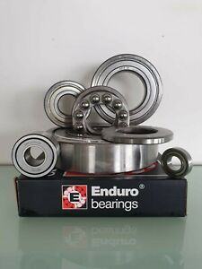 6008-2RS-C3-Enduro-Deep-groove-ball-bearing
