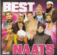 BEST NAATS - MOST FAMOUS NAATS - NEW ISLAMIC NAAT CD