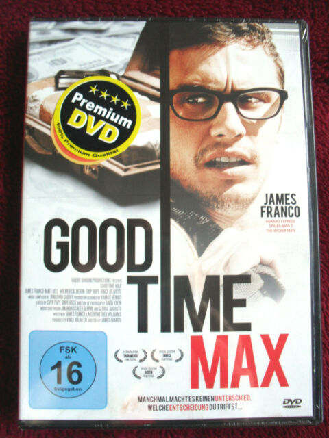 Good Time Max mit James FRANKO (4260214040766)