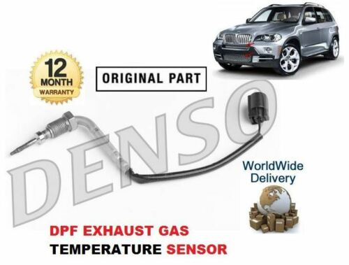 FOR BMW X5 E70 3.0D 211BHP 235BHP 2007-2008 DPF EXHAUST GAS TEMPERATURE SENSOR