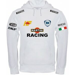 Sweatshirt Ducati Performance Italien Weiß Black T-Shirt Polo T-Shirt Halsband