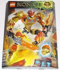 LEGO Bionicle TAHU Uniter of Fire 71308 Golden Unity Mask of Fire