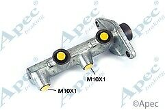 2x Brake Master Cylinders 1517 LPR GMC244 CDU3792 GMC191 GMC200 GMC243 P04645