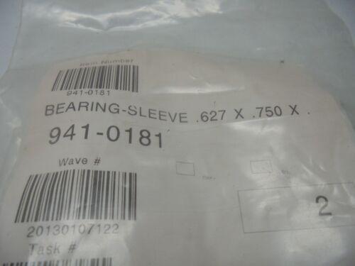 OEM MTD Bearing Sleeve  Part # 941-0181