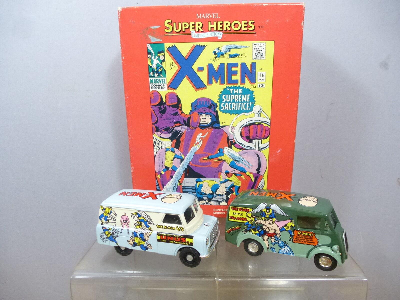 CORGI TOYS MODEL  No.98970 MARVEL  X-Hommes  Delivery Van Set Ltd Edition VN En parfait état, dans sa boîte  meilleur prix