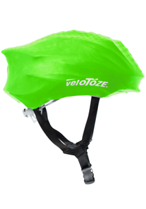 HEL-RED-002 VeloToze Helmet Cover Red