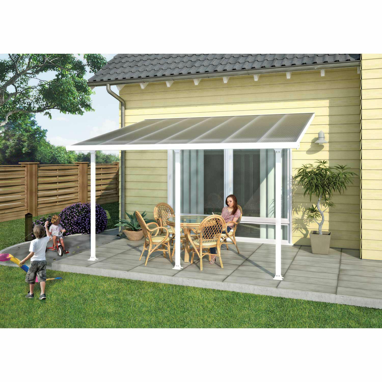 Palram Hg9001 Feria Patio Cover Sidewall Kit 10 Ft For Sale Online Ebay