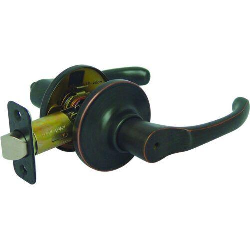 Hardware House 46-9825 Privacy Greystone Design Lever Locks Classic