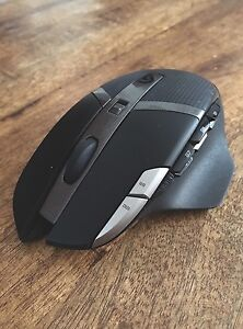 Logitech G602 Wireless Gaming Mouse Pc And Mac With 250 Hour Battery