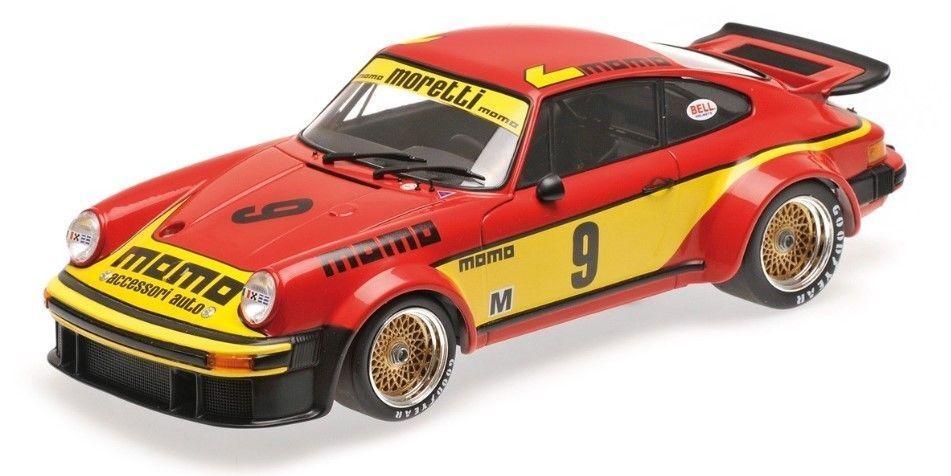 Porsche 934 9 Jolly Club ganador coche 1/18 Diecast Modelo por Minichamps 155776409
