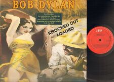 BOB DYLAN Knocked Out Loaded LP incl PHOTO-Sleeve CBS 1986 Holland