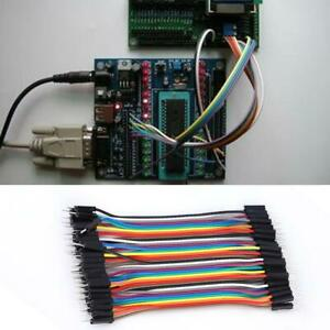 5pcs-Colorful-40-Pins-Dupont-Cable-10-20-30cm-PCB-Board-Breadboard-Jumper-Cable