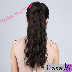 15-32-034-Sexy-Curly-Clip-In-Ponytail-Remy-Human-Hair-Extensions-Brazilian-Hairpiece