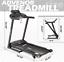 thumbnail 5 - ADVENOR Motorized Incline Treadmill Motorized Folding Running Gym Exerciser LCD