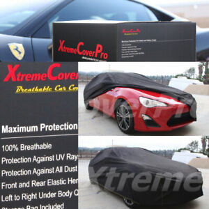 2017-2018-2019-TOYOTA-86-Breathable-Car-Cover-Black