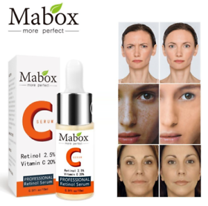 Anti-Aging-RETINOL-VITAMIN-A-2-5-034-TURN-BACK-THE-CLOCK-034-Facial-Face-Serum-Cream
