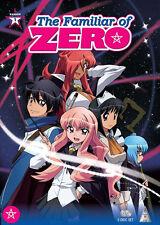 The Familiar Of Zero . Complete Season 1 . Collection . Anime . 2 DVD . NEU OVP