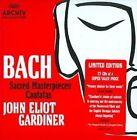 Johann Sebastian Bach - Bach: Sacred Masterpieces and Cantatas (2014)