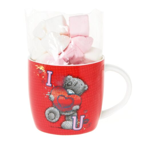 Me to You Me to You Tatty Teddy I Love You Mug and Marshmallow Gift Set G91G0158