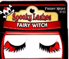 d84c1210464 New. Halloween Costume Spooky Lashes Fairy Witch Satin Red Ribbon Ardell  Fright Night