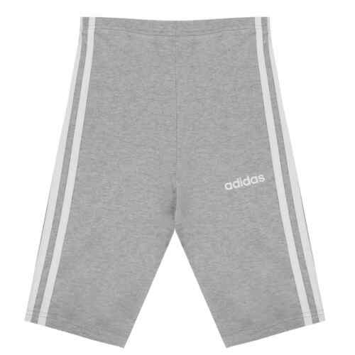 adidas Essential 3S Shorts Youngster Girls Jersey Pants Trousers Bottoms