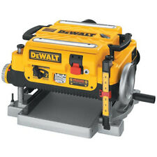 DEWALT 13 in. 3-Knife 2-Speed Thickness Planer DW735R Recon