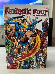 Fantastic Four by John Byrne Omnibus Volume 1 Hardcover 2011 HC Marvel