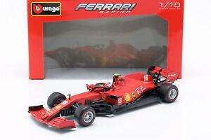 Charles-Leclerc-Ferrari-SF1000-16-2nd-Osterreich-GP-Formel-1-2020-1-18-Bburago