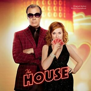 The-House-OST-CD