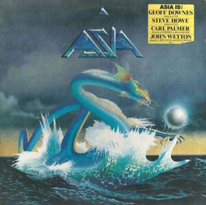 Asia (2) - Asia (LP, Album) Very Good Plus (VG+)- 1443383614