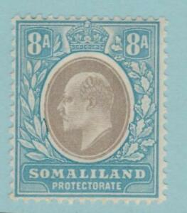 Somaliland-34-Mint-Hinged-OG-No-Faults-Very-Fine